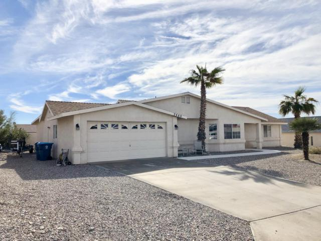 2460 Havasupai Blvd, Lake Havasu City, AZ 86403 (MLS #1005235) :: The Lander Team