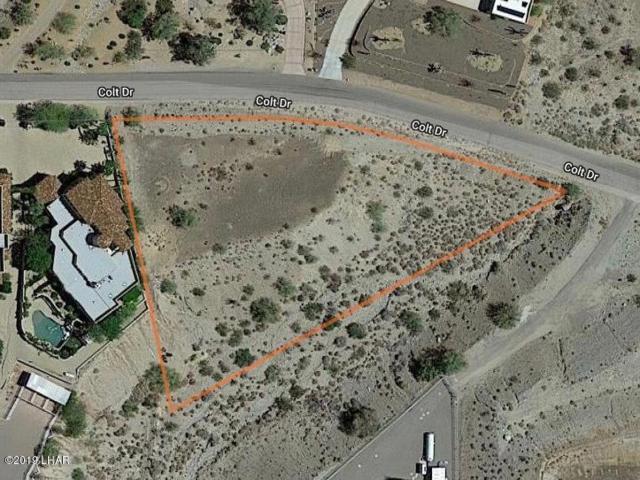 4164 Colt Dr, Lake Havasu City, AZ 86404 (MLS #1005250) :: The Lander Team