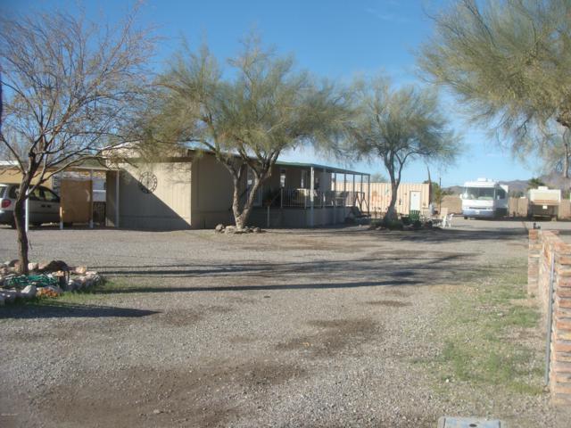 192 N Roadrunner Ave, Quartzsite, AZ 85346 (MLS #1005255) :: The Lander Team