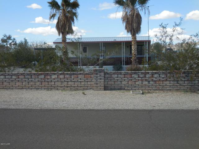 100 N Emelia Ave, Quartzsite, AZ 85346 (MLS #1005374) :: The Lander Team