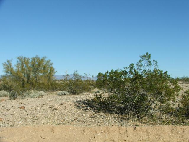 Lot 82 Dorothy Rd, Yucca, AZ 86438 (MLS #1005569) :: The Lander Team
