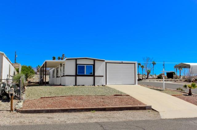3128 Erwin Ln, Lake Havasu City, AZ 86404 (MLS #1005626) :: The Lander Team