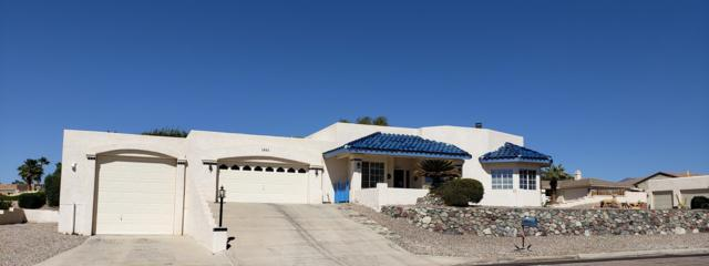 1801 Combat Dr, Lake Havasu City, AZ 86403 (MLS #1005636) :: Lake Havasu City Properties