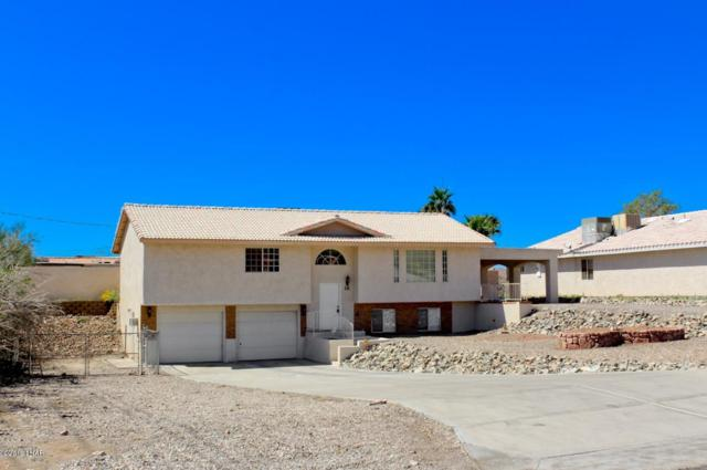 16 Nolina Ln, Lake Havasu City, AZ 86403 (MLS #1005669) :: Lake Havasu City Properties