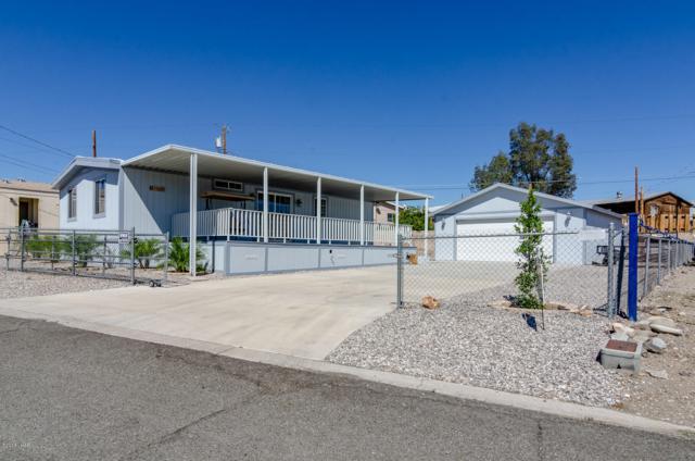 31689 Treasure Rd, Parker, AZ 85344 (MLS #1005677) :: The Lander Team