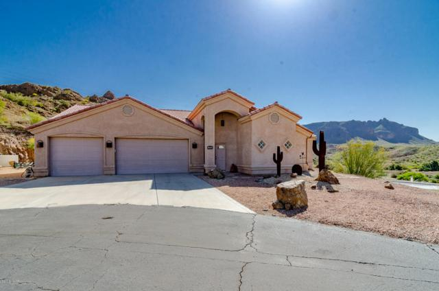 36985 Mountain View Dr, Parker, AZ 85344 (MLS #1005787) :: The Lander Team