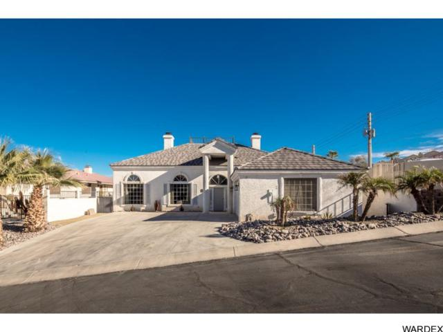 3245 Miraleste Ave, Parker, AZ 85344 (MLS #1005839) :: The Lander Team