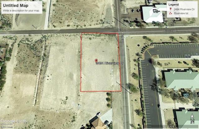 2494 Riverview Dr, Bullhead City, AZ 86442 (MLS #1005843) :: The Lander Team