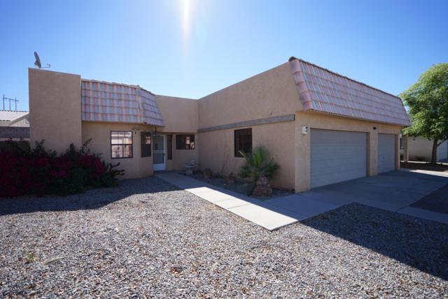 8733 Hopi Dr, Parker, AZ 85344 (MLS #1006134) :: The Lander Team