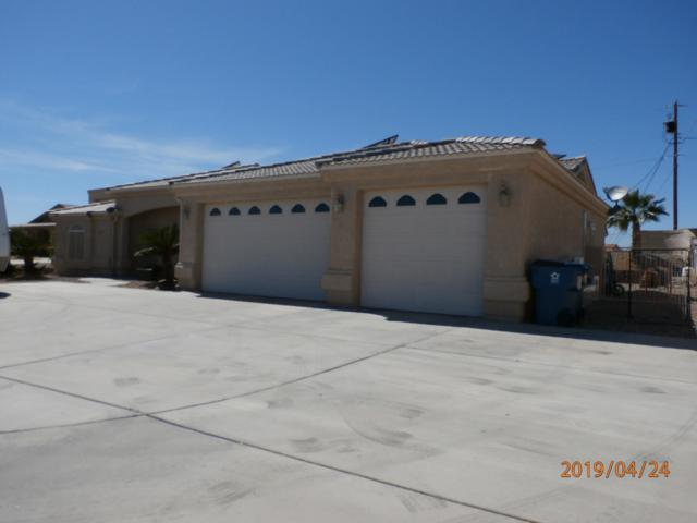 3567 Kiowa Blvd, Lake Havasu City, AZ 86404 (MLS #1006192) :: The Lander Team