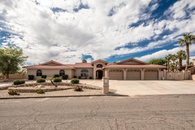 365 Jones Dr, Lake Havasu City, AZ 86406 (MLS #1006193) :: The Lander Team