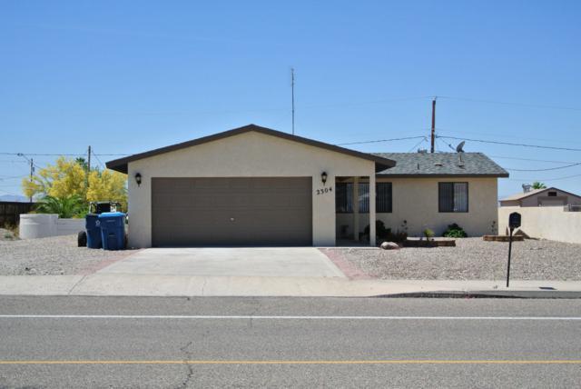 2304 Palo Verde Blvd, Lake Havasu City, AZ 86404 (MLS #1006207) :: The Lander Team