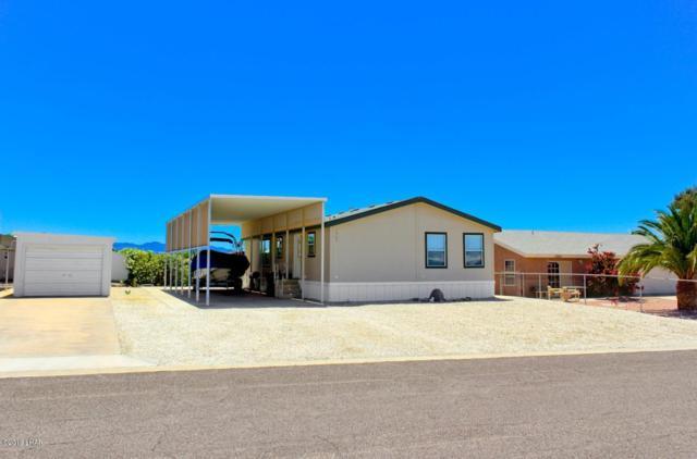 1963 Thrasher Dr, Lake Havasu City, AZ 86404 (MLS #1006209) :: The Lander Team