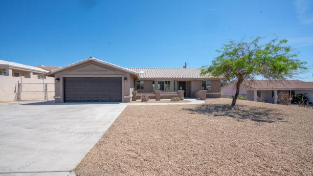 2780 Havasupai Blvd, Lake Havasu City, AZ 86404 (MLS #1006215) :: The Lander Team