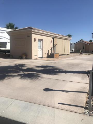 1905 Victoria Farms Rd. Lot #242 Rd, Lake Havasu City, AZ 86404 (MLS #1006292) :: The Lander Team