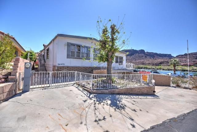 36820 Bass Ave, Parker, AZ 85344 (MLS #1006314) :: The Lander Team