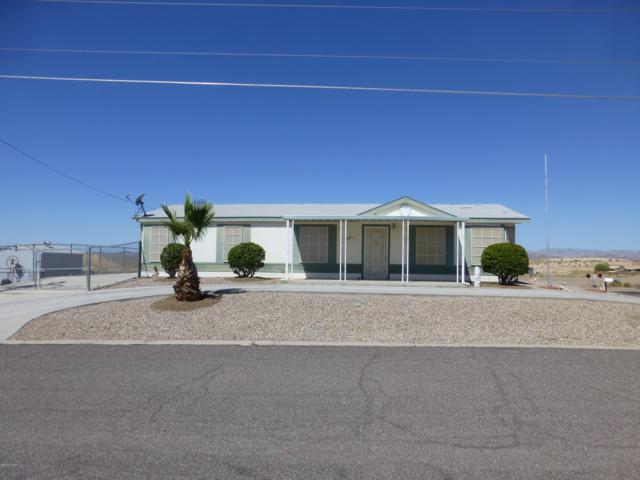 1949 Thrasher Dr, Lake Havasu City, AZ 86404 (MLS #1006362) :: The Lander Team