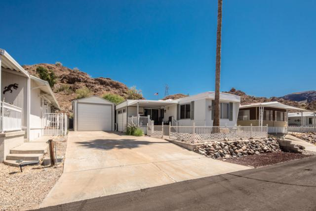 36929 Canyon View Dr, Parker, AZ 85344 (MLS #1006398) :: The Lander Team