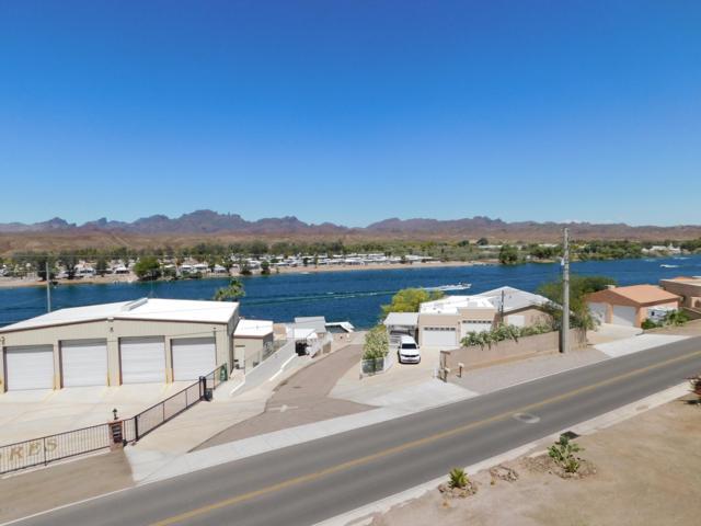 8625 Riverside Dr #14, Parker, AZ 85344 (MLS #1006417) :: The Lander Team