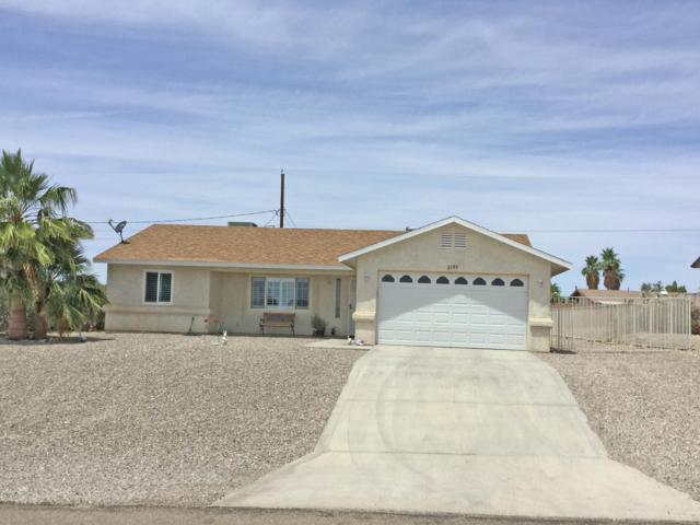 2195 Hillside Dr, Lake Havasu City, AZ 86404 (MLS #1006549) :: Lake Havasu City Properties