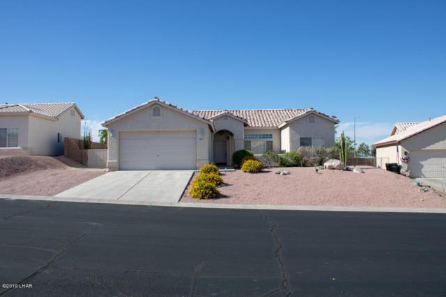 2371 Blue Bird Ln, Bullhead City, AZ 86442 (MLS #1006839) :: The Lander Team