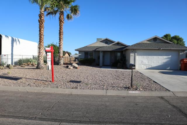 6570 W Brook Dr, Golden Valley, AZ 86413 (MLS #1006894) :: The Lander Team