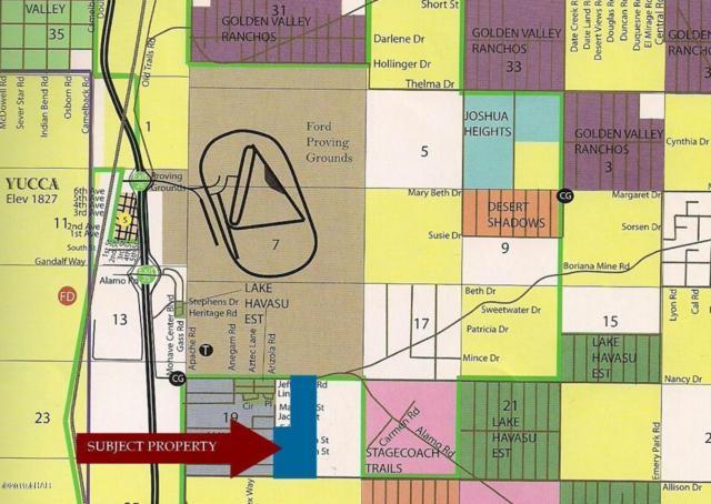 0000 Alamo Rd, Yucca, AZ 86438 (MLS #1007069) :: Realty One Group, Mountain Desert