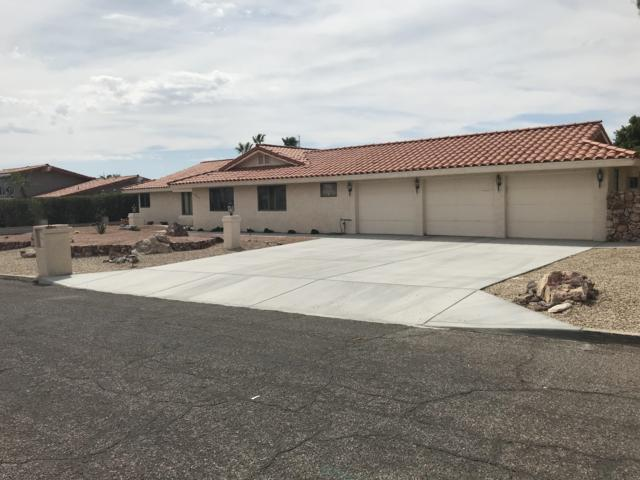 2511 Lema Dr, Lake Havasu City, AZ 86406 (MLS #1007125) :: Realty One Group, Mountain Desert