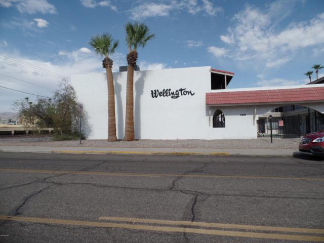 100 Mulberry Ave #211, Lake Havasu City, AZ 86403 (MLS #1007147) :: Lake Havasu City Properties