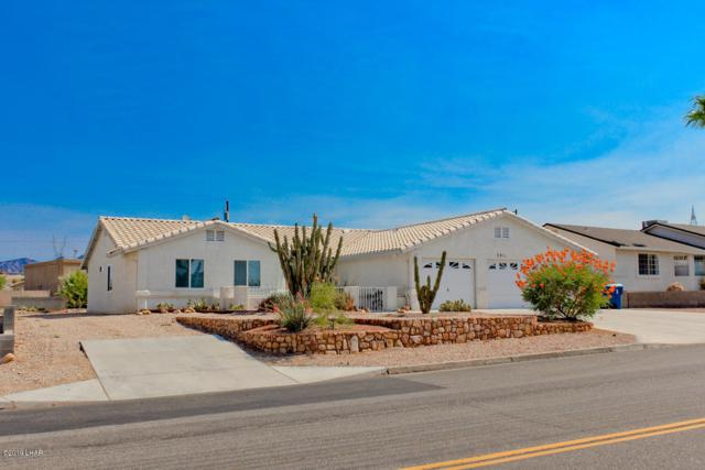 3811 Buena Vista Ave, Lake Havasu City, AZ 86406 (MLS #1007174) :: Lake Havasu City Properties