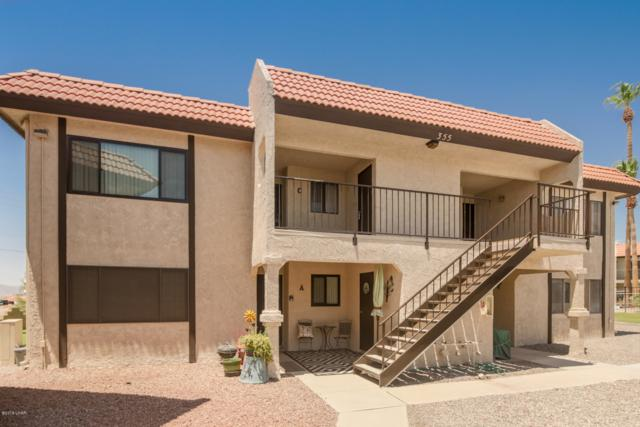 355 N Lake Havasu Ave 355C, Lake Havasu City, AZ 86403 (MLS #1007182) :: Lake Havasu City Properties