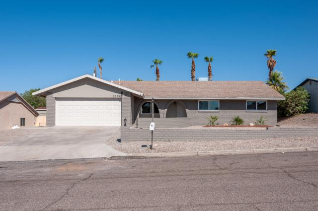 3329 Saddleback Dr, Lake Havasu City, AZ 86406 (MLS #1007186) :: Lake Havasu City Properties