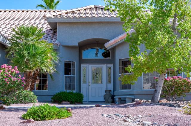 2590 Via Palma, Lake Havasu City, AZ 86406 (MLS #1007527) :: The Lander Team