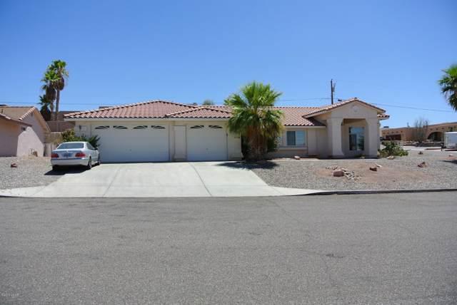 2810 Pony Dr, Lake Havasu City, AZ 86406 (MLS #1007536) :: Lake Havasu City Properties