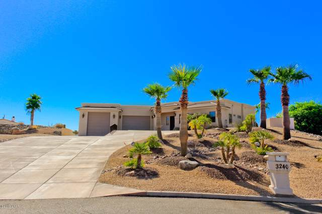 3240 Crater Dr, Lake Havasu City, AZ 86404 (MLS #1007542) :: Lake Havasu City Properties