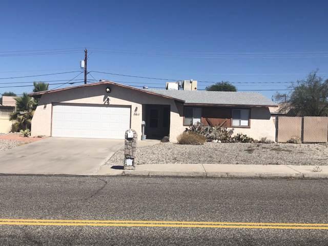 2611 Smoketree Ave, Lake Havasu City, AZ 86403 (MLS #1007552) :: Lake Havasu City Properties