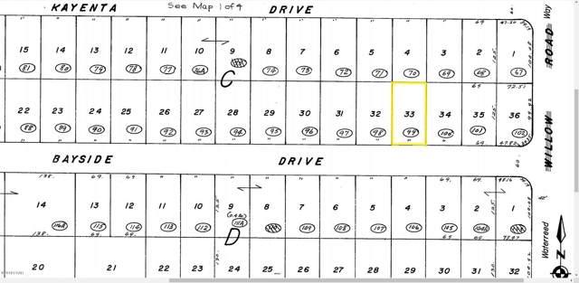 12722 S Cerro Colorado Dr, Topock, AZ 86436 (MLS #1007577) :: Coldwell Banker