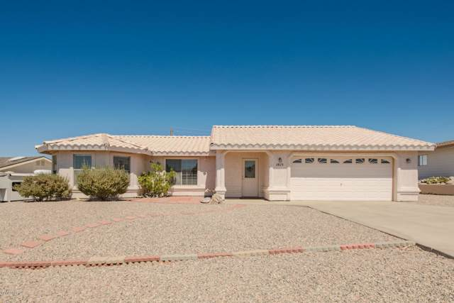 2823 Jasper Dr, Lake Havasu City, AZ 86404 (MLS #1007579) :: The Lander Team