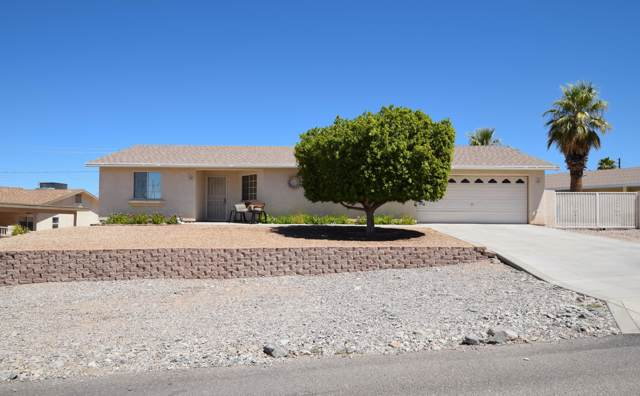 2981 Talley Dr, Lake Havasu City, AZ 86404 (MLS #1007593) :: Lake Havasu City Properties