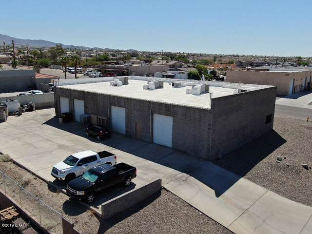 2021 Holly Ave, Lake Havasu City, AZ 86403 (MLS #1007601) :: The Lander Team