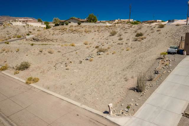 3360 Kickinghorse Dr, Lake Havasu City, AZ 86404 (MLS #1007623) :: The Lander Team