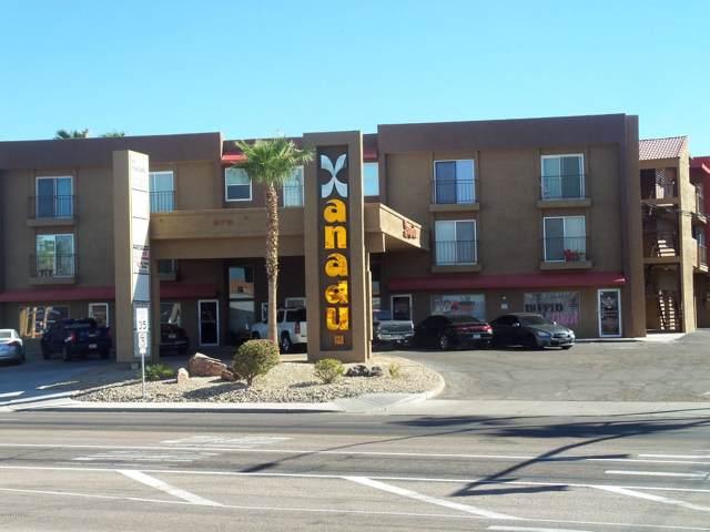 276 Lake Havasu Ave B3, Lake Havasu City, AZ 86403 (MLS #1007627) :: The Lander Team