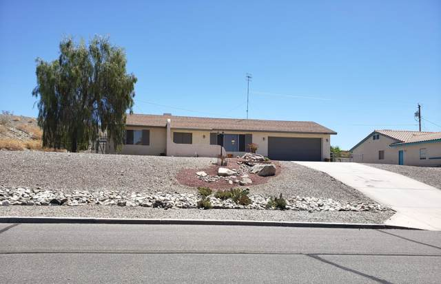 1271 Garvey Dr, Lake Havasu City, AZ 86404 (MLS #1007628) :: The Lander Team