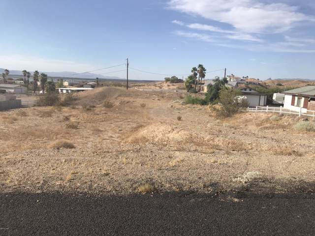 4567 Kofa Ln, Topock, AZ 86436 (MLS #1007632) :: The Lander Team