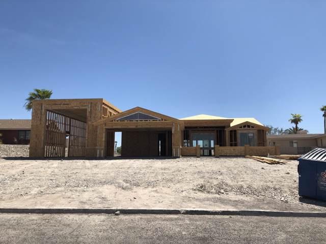 2958 Thistle Dr, Lake Havasu City, AZ 86406 (MLS #1007633) :: The Lander Team
