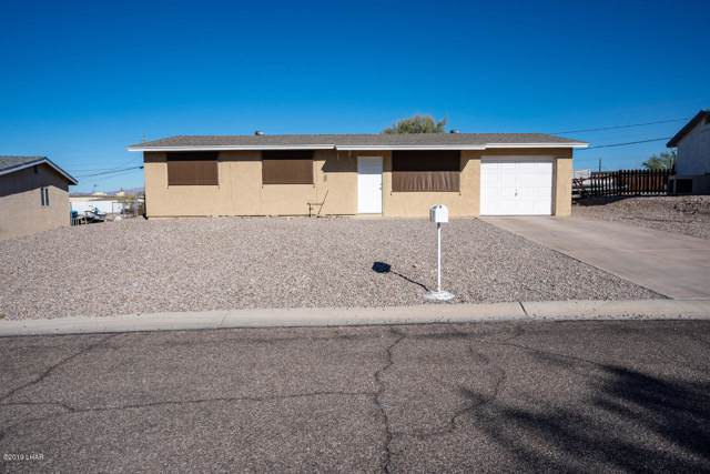 2115 Alta Vista Dr, Lake Havasu City, AZ 86403 (MLS #1007635) :: The Lander Team