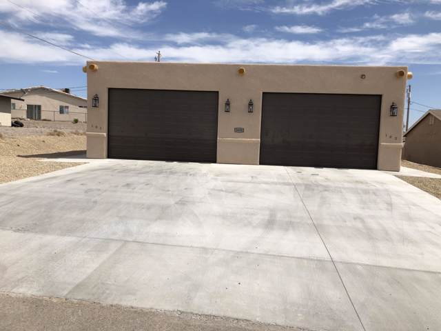 3450 Truckee Dr, Lake Havasu City, AZ 86406 (MLS #1007639) :: The Lander Team