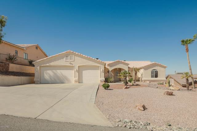 651 Wayside Dr, Lake Havasu City, AZ 86403 (MLS #1007644) :: The Lander Team