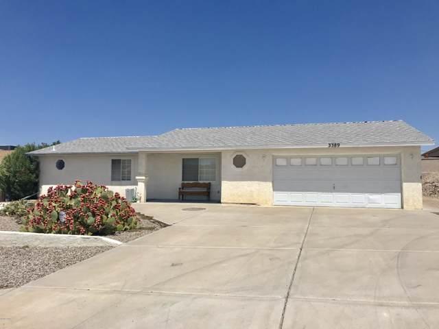 3389 N Palo Verde Blvd, Lake Havasu City, AZ 86404 (MLS #1007645) :: The Lander Team