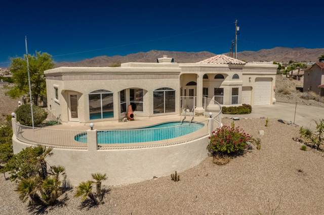3095 Pepperwood Dr, Lake Havasu City, AZ 86404 (MLS #1007647) :: The Lander Team
